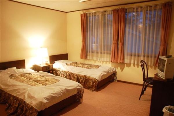 ホテルモンブラン白馬客室(一例)