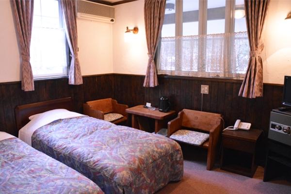 ホテルセジュールミント客室(一例)